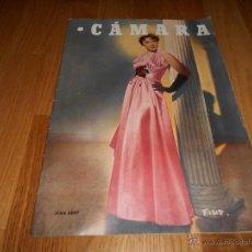 Cine: CAMARA. REVISTA CINEMATOGRÁFICA Nº171 FEBRERO 1950 JEAN KENT . Lote 51896032