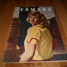 Cine: CAMARA. REVISTA CINEMATOGRÁFICA Nº175 ABRIL 1950. Lote 51896301