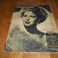 Cine: REVISTA FOTOGRAMAS Nº 80 AÑO 1950 SHIRLEY TEMPLE DAVID NIVEN E. TAYLOR . Lote 51921529