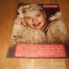 Cine: REVISTA CINE FOTOGRAMAS , AÑO 1952 - Nº203 , BARBARA PAYTON - LA HERMANA SAN SULPICIO. Lote 278612308