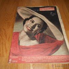 Cine: REVISTA CINE FOTOGRAMAS , AÑO 1953 - Nº249 CYD CHARISSE RICHARD WIDMARK. Lote 51927741