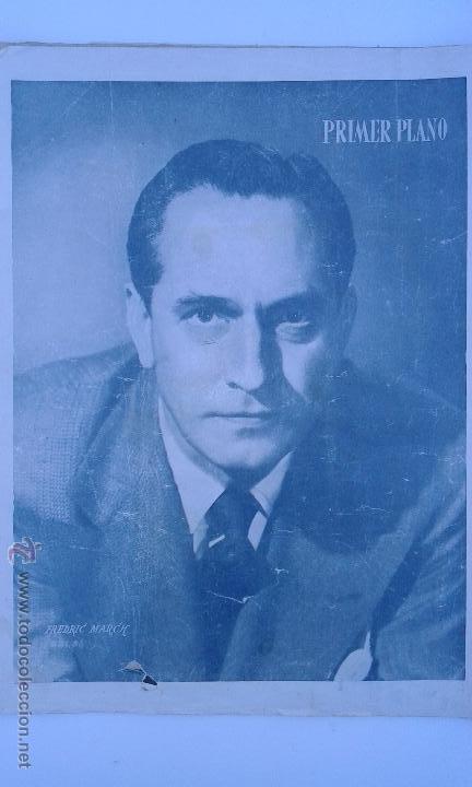 Cine: ANTIGUA REVISTA CINEMATOGRAFICA PRIMER PLANO. DICIEMBRE 1949 - Foto 2 - 51959667