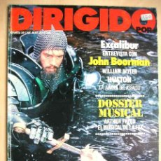 Cine: DIRIGIDO POR... AGO/SEP 1981, N° 85. Lote 52283129
