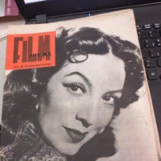 Cine: REVISTA FILM IDEAL Nº 46 15 ABRIL 1960. Lote 148877626