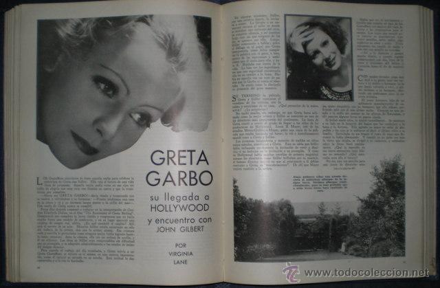 Cine: CINELANDIA. MARZO A DICIEMBRE DE 1931. PUBLICADA EN HOLLYWOOD. - Foto 4 - 52299824