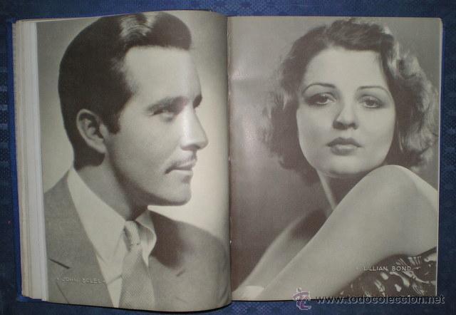 Cine: CINELANDIA. MARZO A DICIEMBRE DE 1931. PUBLICADA EN HOLLYWOOD. - Foto 5 - 52299824