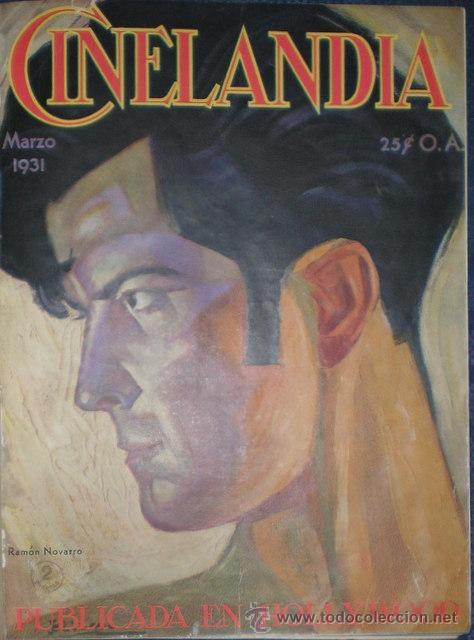 Cine: CINELANDIA. MARZO A DICIEMBRE DE 1931. PUBLICADA EN HOLLYWOOD. - Foto 6 - 52299824
