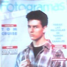 Cine: FOTOGRAMAS TV Y CINE - SUPLEMENTO Nº 1771 - FEBRERO 1991 - TOM CUISE, CARY GRANT... . Lote 52327323