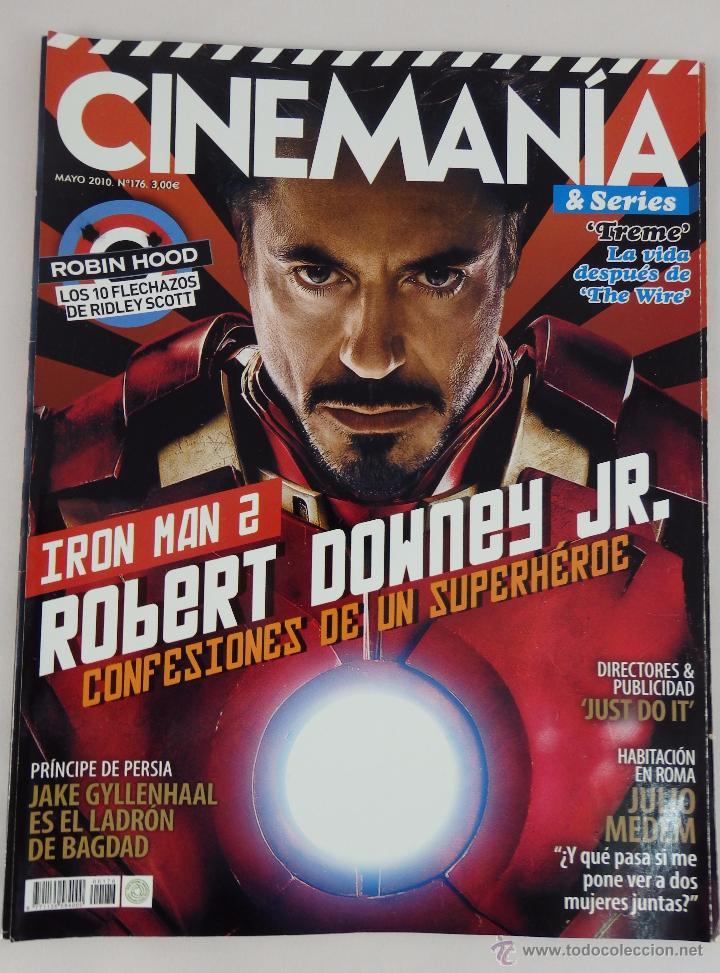 REVISTA CINEMANÍA Nº 176 MAYO 2010 (Cine - Revistas - Cinemanía)