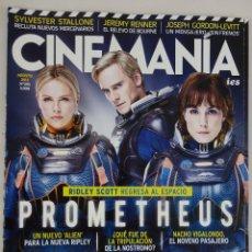 REVISTA CINEMANÍA Nº 203 AGOSTO 2012