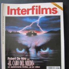 Cine: REVISTA INTERFILMS. Nº 50 NOVIEMBRE 1992. Lote 52448181