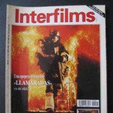 Cine: REVISTA INTERFILMS. Nº 44. MAYO 1992. Lote 52448230