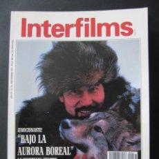 Cine: REVISTA INTERFILMS. Nº 36. SEPTIEMBRE 1991. REPORTAJE HUMPHREY BOGART. REPORTAJE RICHARD BROOKS. Lote 52448484