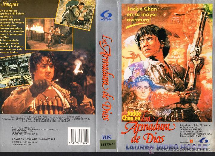 Caratula De Video La Armadura De Dios Verkauft Durch
