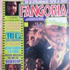 Cine: REVISTA FANGORIA NÚMERO 9 - PRIMERA ÉPOCA - JUNIO 1992 - EDICIONES ZINCO. Lote 52471941