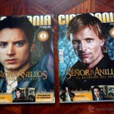 Cine - Especial coleccionistas - El señor de los anillos: las dos torres - Nº99 - 52598789