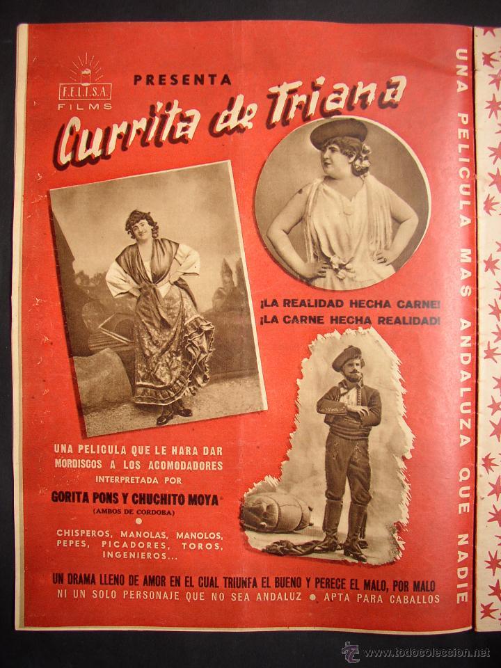 Cine: REVISTA LA CODORNIZ , MONOGRAFICO DEDICADO AL CINE , Nº 77, AÑO 1942 - Foto 2 - 52602725