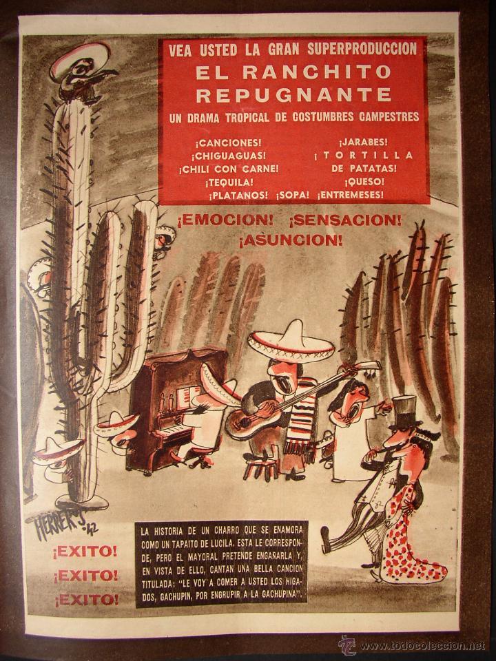 Cine: REVISTA LA CODORNIZ , MONOGRAFICO DEDICADO AL CINE , Nº 77, AÑO 1942 - Foto 5 - 52602725