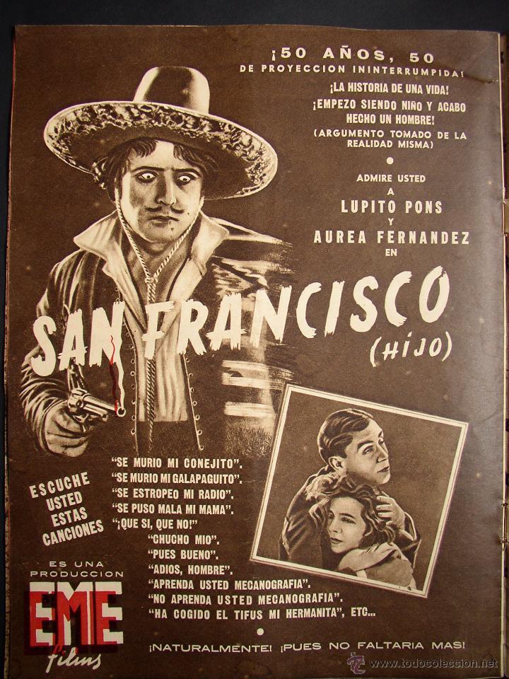 Cine: REVISTA LA CODORNIZ , MONOGRAFICO DEDICADO AL CINE , Nº 77, AÑO 1942 - Foto 6 - 52602725