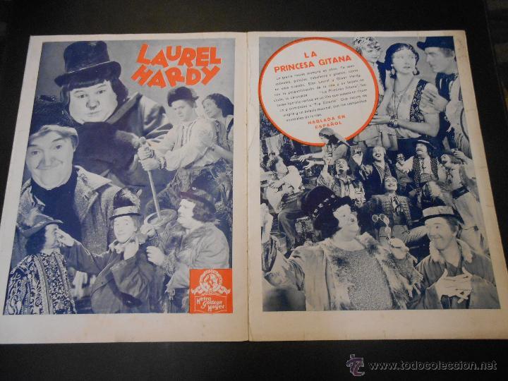 Cine: EL RUGIDO DEL LEON - NUMERO EXTRAORDINARIO DE 1936 - JOYAS DEL SEPTIMO ARTE EN EL INTERIOR - Foto 6 - 52640178