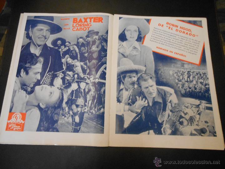 Cine: EL RUGIDO DEL LEON - NUMERO EXTRAORDINARIO DE 1936 - JOYAS DEL SEPTIMO ARTE EN EL INTERIOR - Foto 11 - 52640178