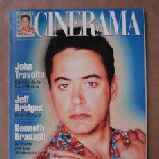 Cine: REVISTA CINERAMA - NÚMERO 69 - MAYO 1998 - INCLUYE FASCÍCULO DE DICCIONARIO DE ACTORES. Lote 52731576
