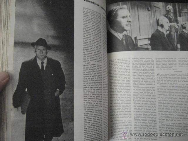 Cine: Revista de cine: film ideal Del nº 87 al 110 Año 1962, 24 números Año completo encuadernado gfa1 - Foto 5 - 52688536