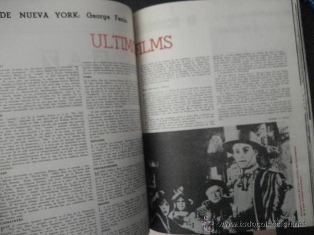 Cine: Revista de cine: film ideal Del nº 87 al 110 Año 1962, 24 números Año completo encuadernado gfa1 - Foto 7 - 52688536