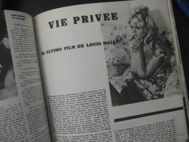 Cine: Revista de cine: film ideal Del nº 87 al 110 Año 1962, 24 números Año completo encuadernado gfa1 - Foto 14 - 52688536