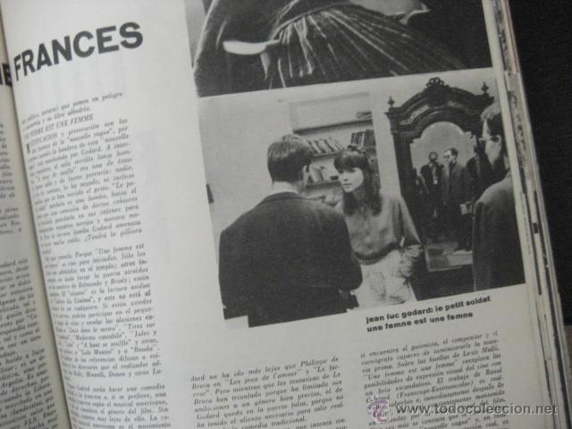 Cine: Revista de cine: film ideal Del nº 87 al 110 Año 1962, 24 números Año completo encuadernado gfa1 - Foto 15 - 52688536