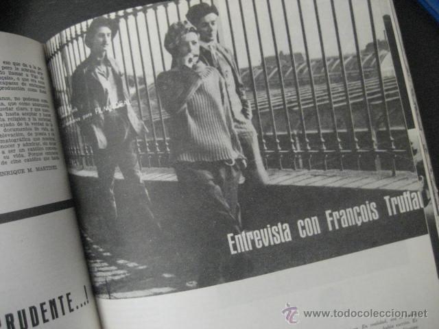 Cine: Revista de cine: film ideal Del nº 87 al 110 Año 1962, 24 números Año completo encuadernado gfa1 - Foto 16 - 52688536