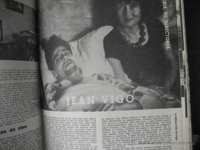Cine: Revista de cine: film ideal Del nº 87 al 110 Año 1962, 24 números Año completo encuadernado gfa1 - Foto 17 - 52688536