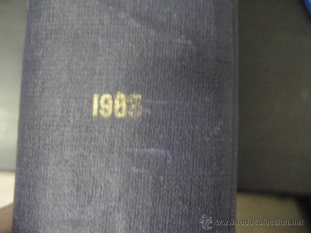 Cine: Revista de cine: film ideal Del nº 87 al 110 Año 1962, 24 números Año completo encuadernado gfa1 - Foto 18 - 52688536