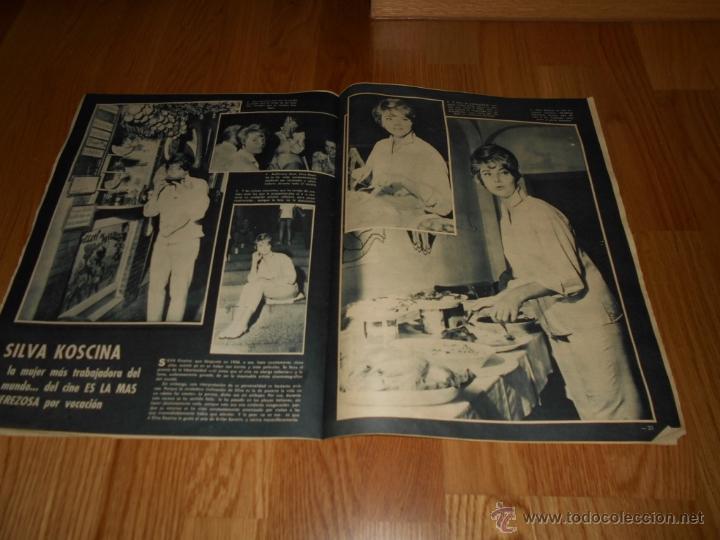 Cine: Revista fotogramas suplemento al Nº 672 - Audrey Hepburn en Desayuno con diamantes muy Rara - Foto 2 - 52747927