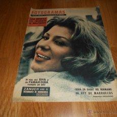 Cine: FOTOGRAMAS Nº 677 ( 17 NOVIEMBRE 1961 ) ZANUCH,ULLA JACOBSSON, SARA MONTIEL. Lote 52749302