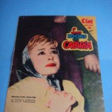 Cine: CINE ENSUEÑO. FHER 1959. LAS NOCHES DE CABIRIA. Nº 3 IMPRESO EN BILBAO. Lote 52757186