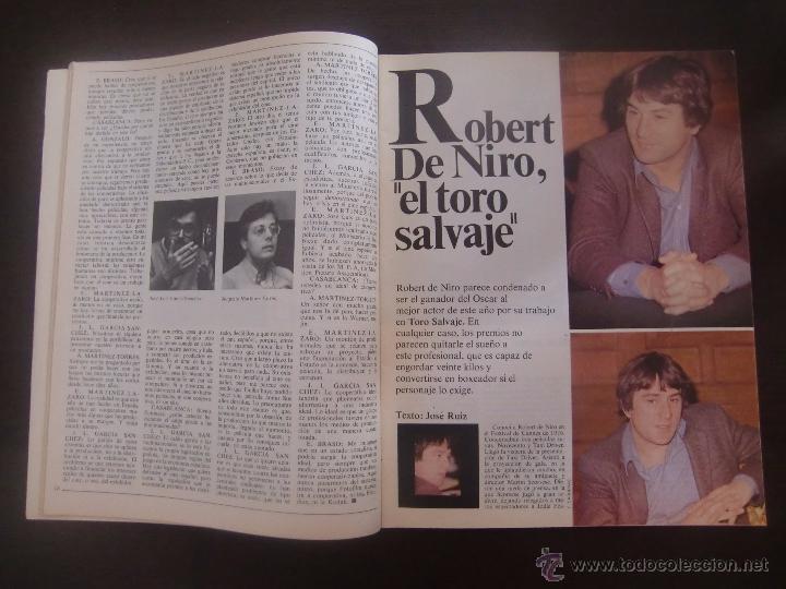 Cine: revista CASABLANCA Nº 3 PAPELES DE CINE / 1981 / FERNANDO TRUEBA / CARLOS BOYERO - Foto 3 - 52914704