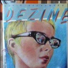 Cine: DEZINE -JUNIO 1980 -REVISTA DE CINE -MUSICA -FOTOGRAFIA -N.2. Lote 53012815