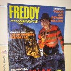 Cine: FREDDY MAGAZINE Nº 0 MAGAZINE EDICIONES. Lote 125131454