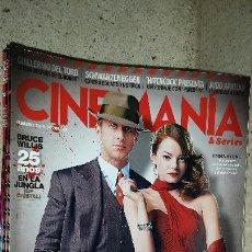 CINEMANIA LOTE DE 30 REVISTAS