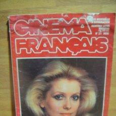 Cine: REVISTA CINEMA FRANCAIS Nº 21 - AÑO 1978. Lote 53286421