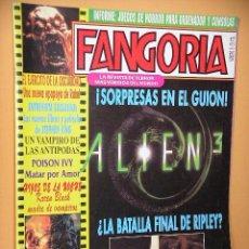 Fangoria nº 10, ed. Zinco, revista cine terror horror gore violencia accion. ercom c8