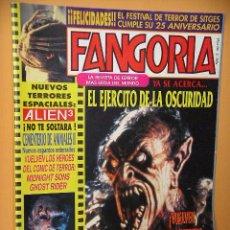 Cine: FANGORIA Nº 12, ED. ZINCO, REVISTA CINE TERROR HORROR GORE VIOLENCIA ACCION ERCOM. Lote 53300668