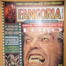 Cine: FANGORIA Nº 32, ED. ZINCO, REVISTA CINE TERROR HORROR GORE VIOLENCIA ACCION. C8. Lote 53300696