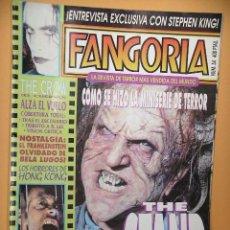 Cine: FANGORIA Nº 34, ED. ZINCO, REVISTA CINE TERROR HORROR GORE VIOLENCIA ACCION C8. Lote 53300766