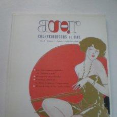 Cine: AGR COLECCIONISTAS DE CINE AÑO 2, Nº 7, SEPTIEMBRE 2000 // FOTOCROMOS GUERRA Y PAZ SALES FOLDER. Lote 53315392