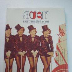 Cine: AGR COLECCIONISTAS DE CINE AÑO 3, Nº 9, MARZO 2001 // PACO CANET REVISTA PROYECTOR CATALOGO MGM 50S. Lote 53315486