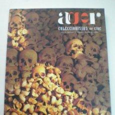 Cine: AGR COLECCIONISTAS DE CINE AÑO 3, Nº 11, MARZO SEPTIEMBRE 2001 // JOSE HERNANDEZ BUÑUEL LUX FILM. Lote 53315546