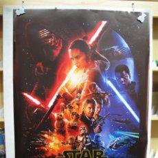 Cinéma: STAR WARS VII EL DESPERTAR DE LA FUERZA. Lote 202621402