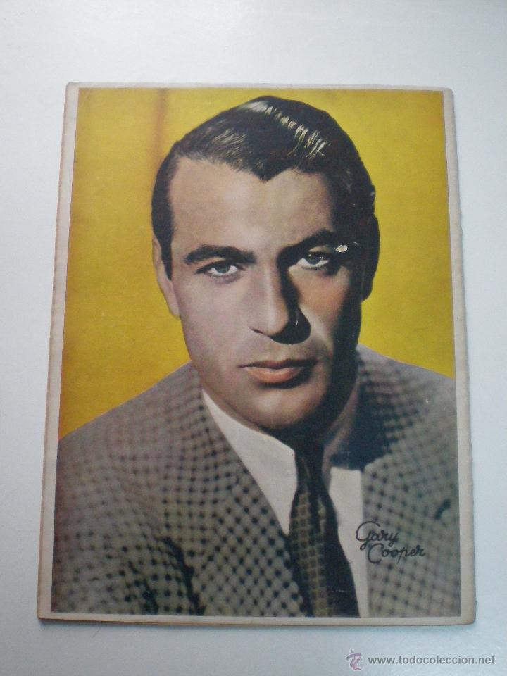 Cine: CINEGRAMAS AÑO 1 Nº 10 MADRID 18 NOV 1934 // REVISTA CINE CAROLE LOMBARD GARY COOPER ART DECO MAG - Foto 11 - 53448210